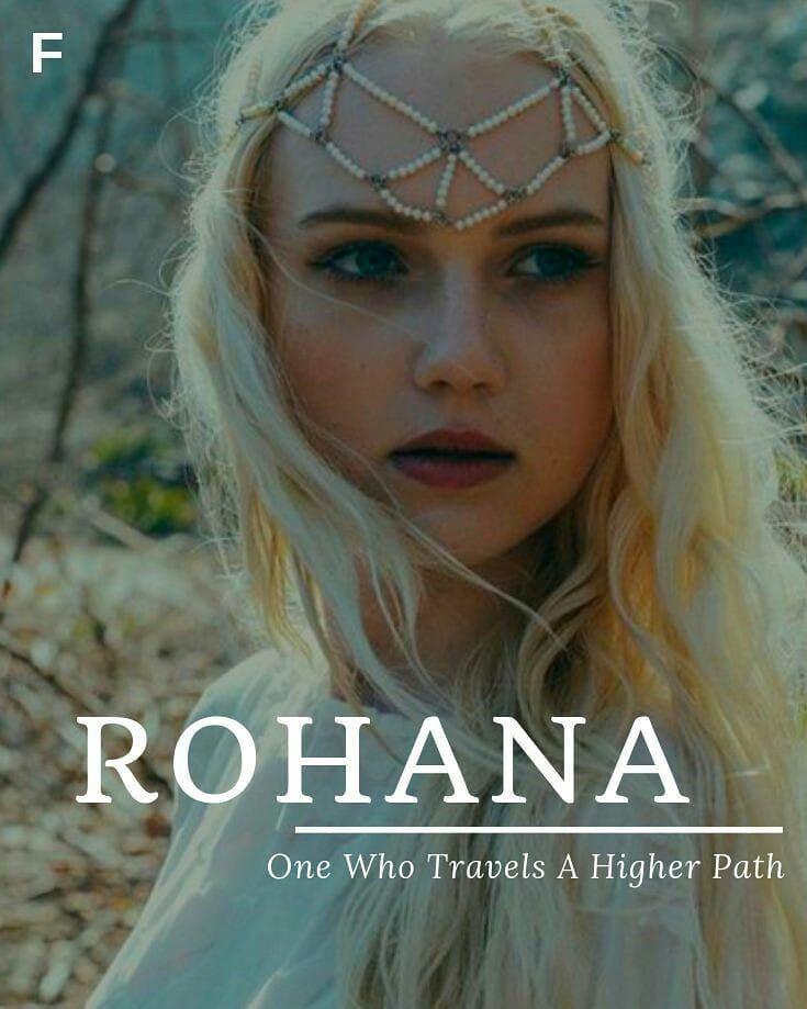 Photo of #rohana 🔱 . . #names #rarenames… – tacky-atom