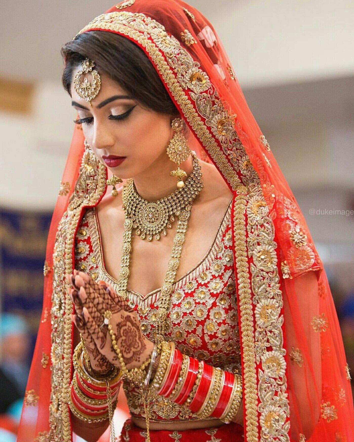Beautiful Bride!! Henna San Diego. Indian bridal fashion