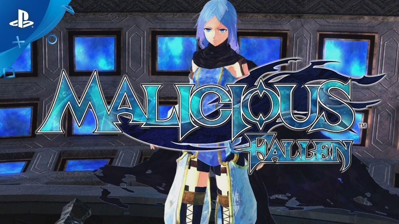 Malicious Fallen Announcement Trailer Ps4 video, Ps3