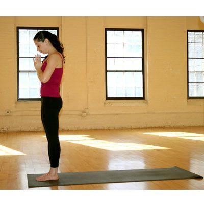 back to basics sun salutation a  yoga poses relaxing