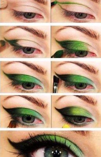 Tutorial: Ojos verde esmeralda – Publimetro