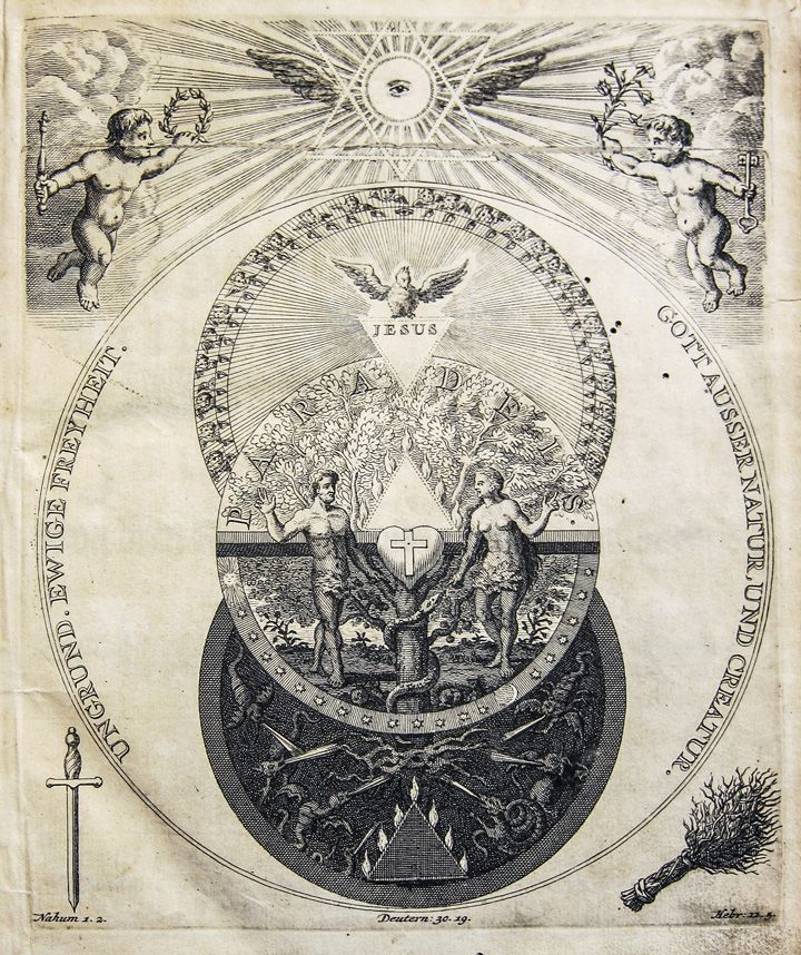 Nicolaus Tscheer. True and Thorough Knowledge of the Great Secret of Godliness. 1718.