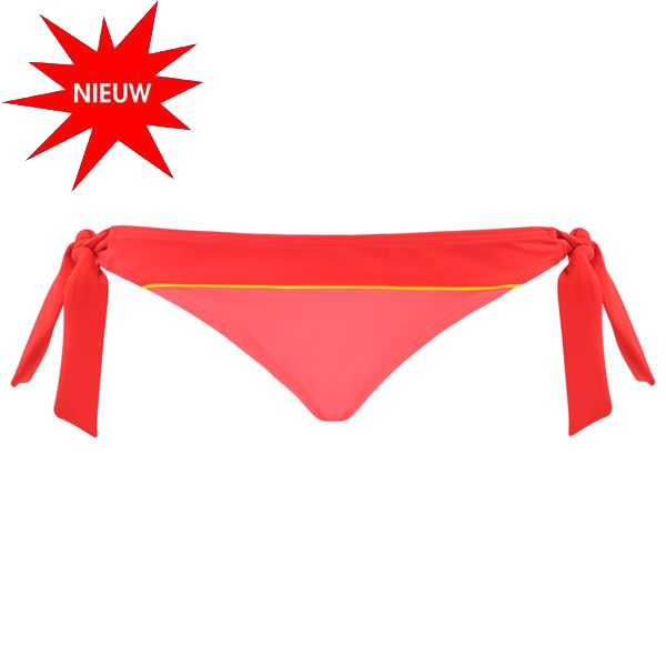 Toon details van Curvy Kate Swim Bon Voyage Lintjes Bikini Slip CS3215 Saffron 38 t/m 44