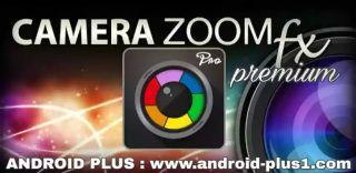 تحميل تطبيق الكامرا الاحترافية Camera ZOOM FX Premium