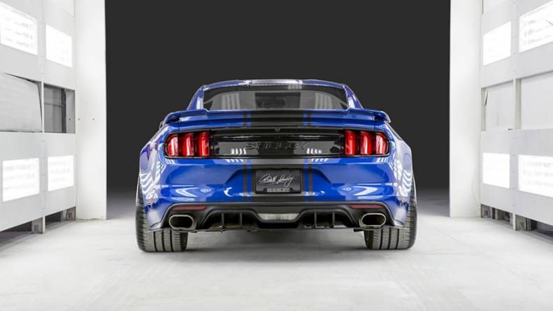 2016 2018 Shelby 1000 Review Price Release Date 0 60 Mph