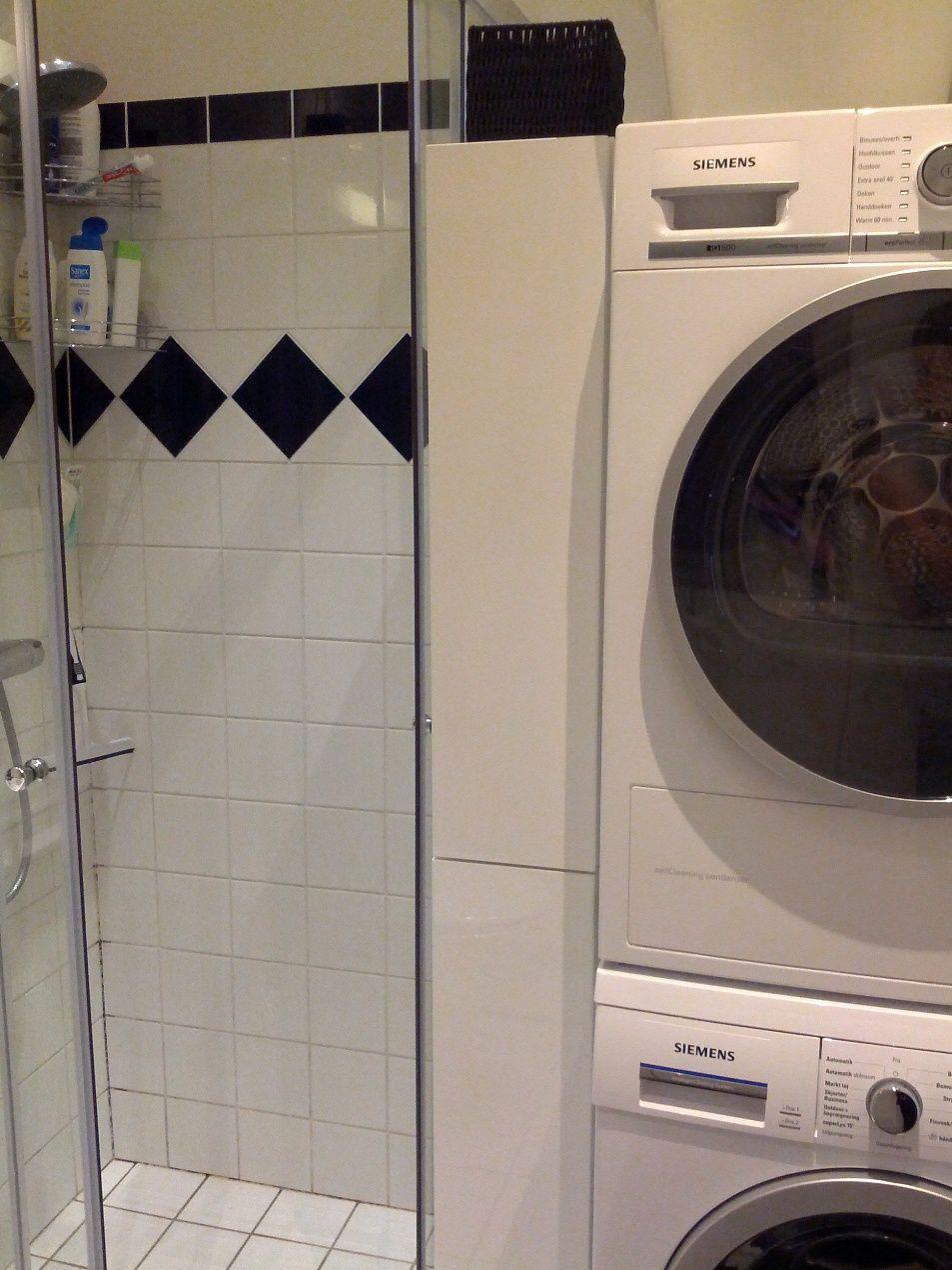 Metod laundry cupboard   IKEA Hackers   Laundry cupboard, Laundry ...