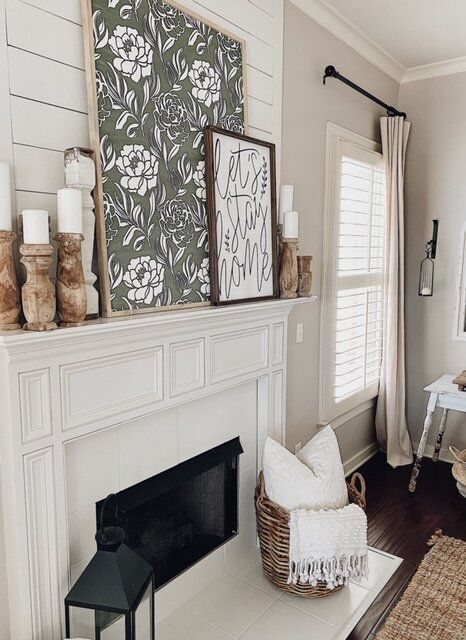 Simple And Fresh Spring Home Tour — She Gave It A Go