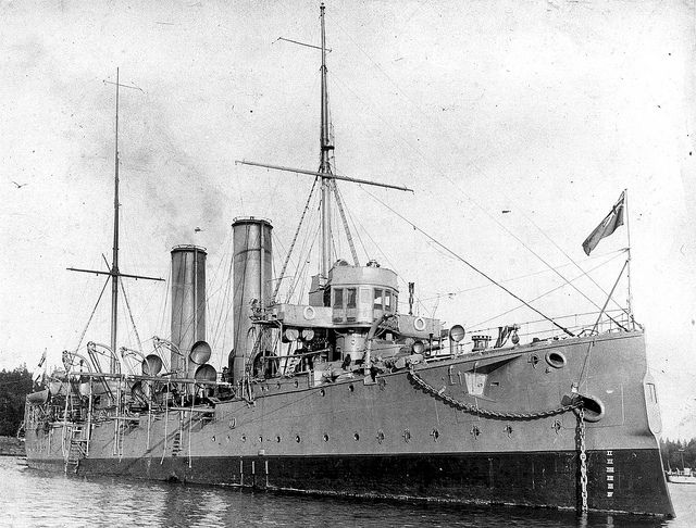 British Cruisers of the Victorian Era in The Royal Navy Forum