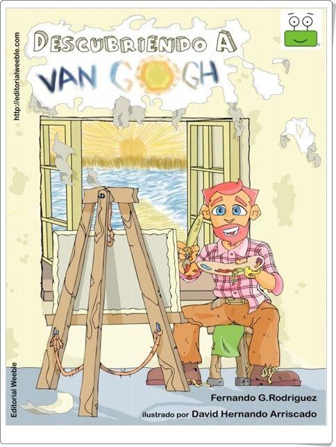 """""""Descubriendo a Van Gogh"""" de Fernando G. Rodríguez y David Hernando Arriscado"""