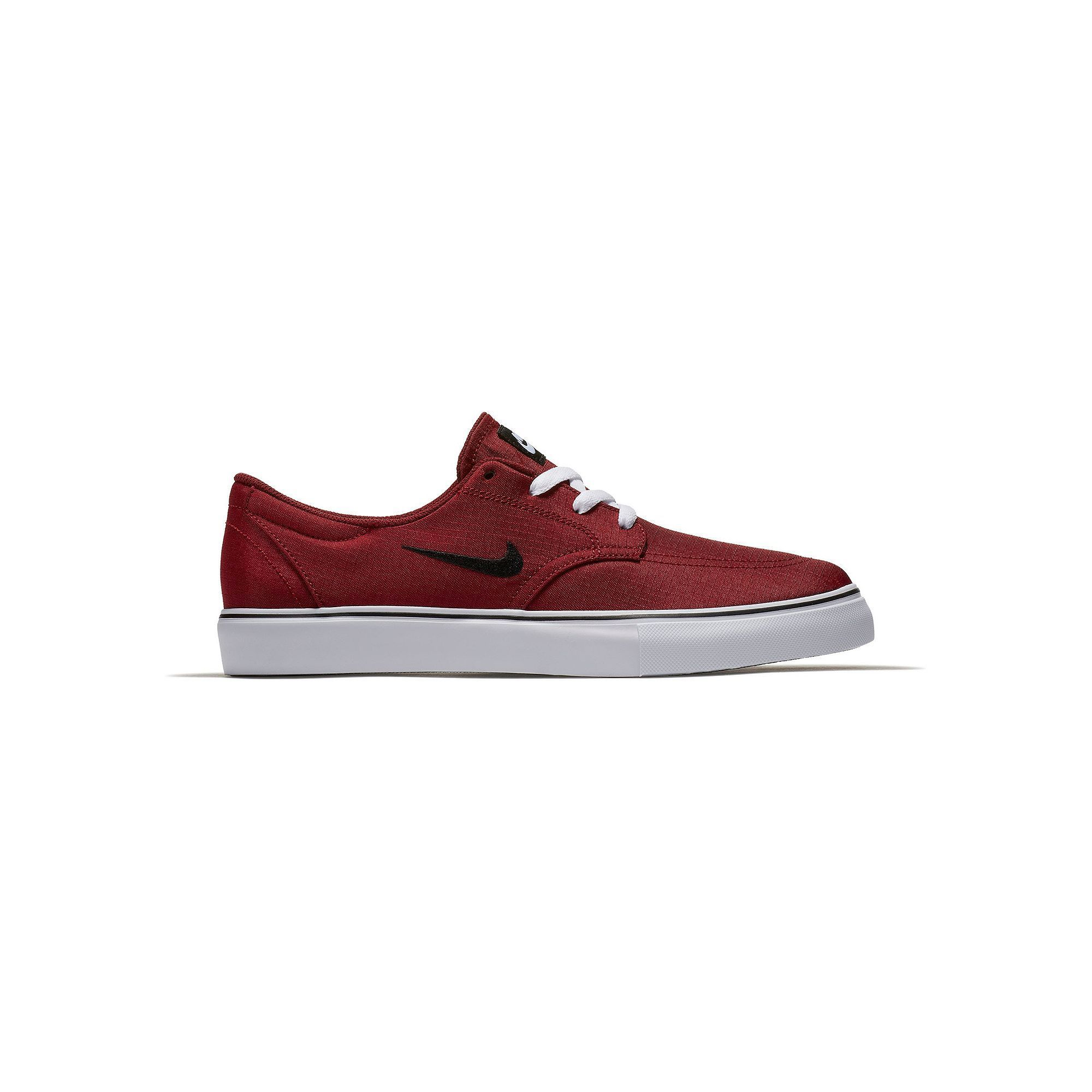 premium selection 8a692 49912 Nike SB Clutch Men s Skate Shoes, Size  11.5, Dark Red