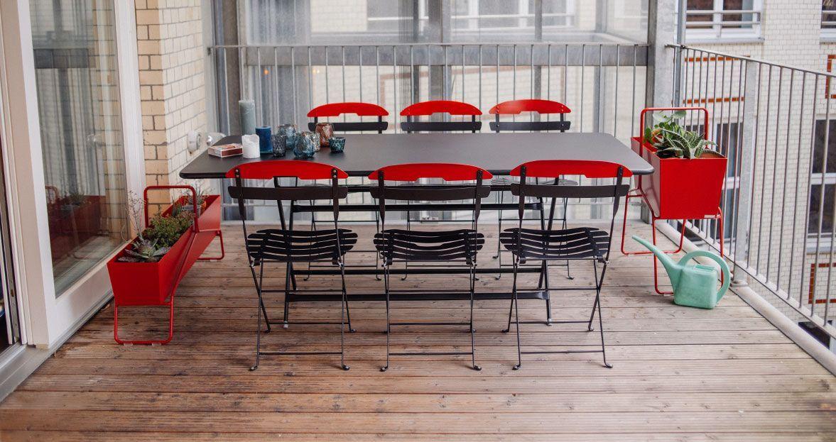 Fermob Klapptisch Outdoor Tisch Stuhle