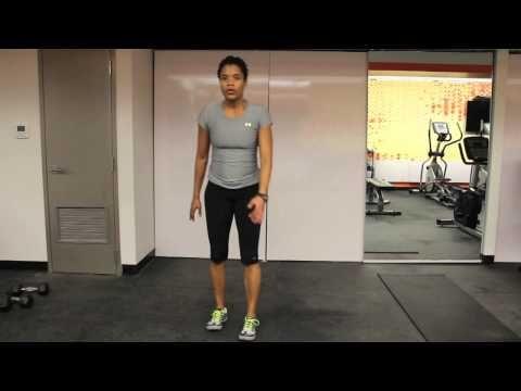 pogo jumps black girl slim  black girl fun workouts slim