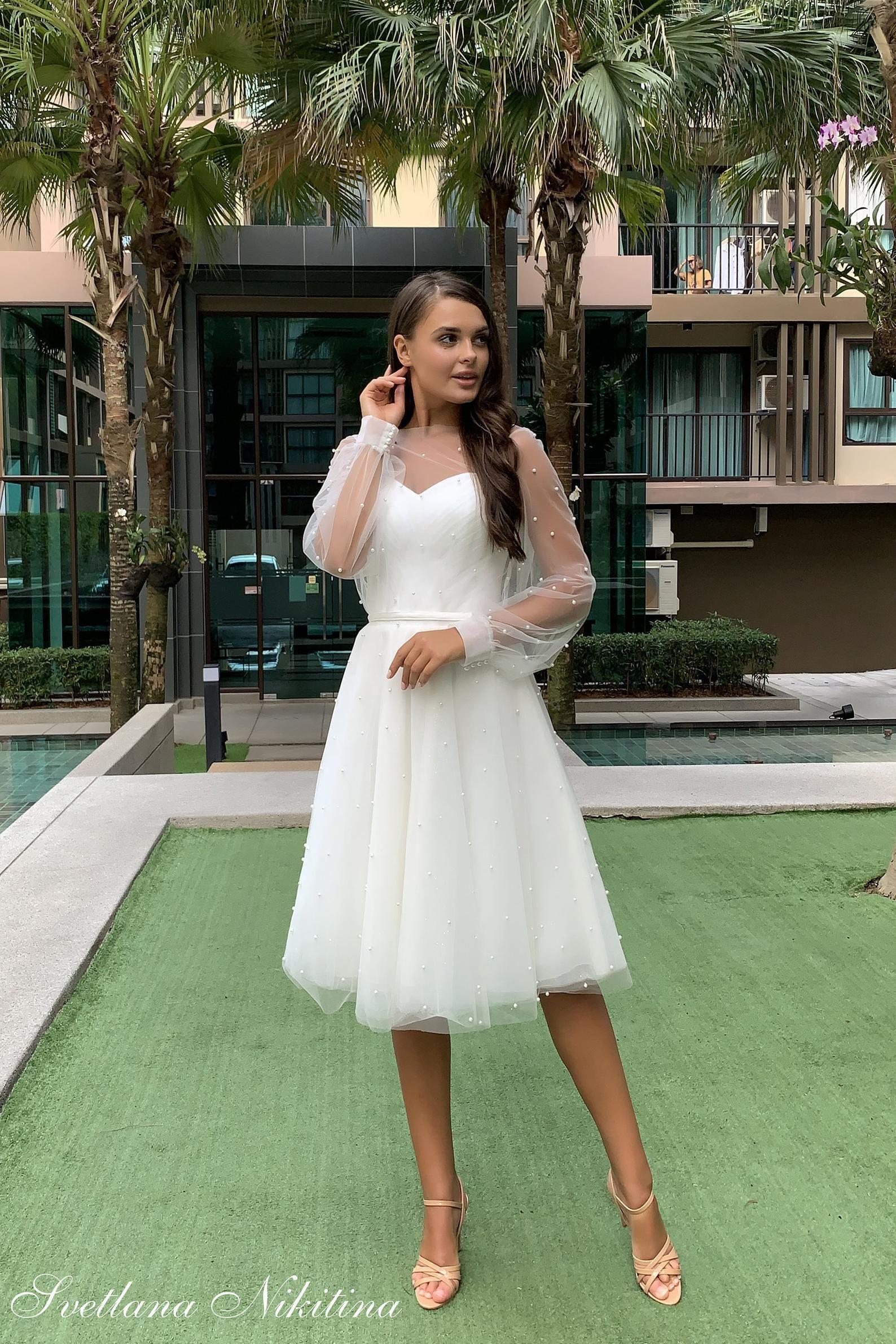 Transformer 2in1 Wedding Dress Short Wedding Gown Shiny Etsy In 2021 Short Wedding Dress Cape Wedding Dress Wedding Dress Sequin [ 2382 x 1588 Pixel ]
