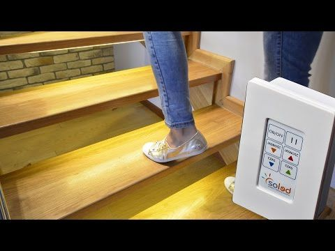 Intelligent Stairs Driver   Stairs Lighting Illumination   Stairs Light  Controller   SCR 2