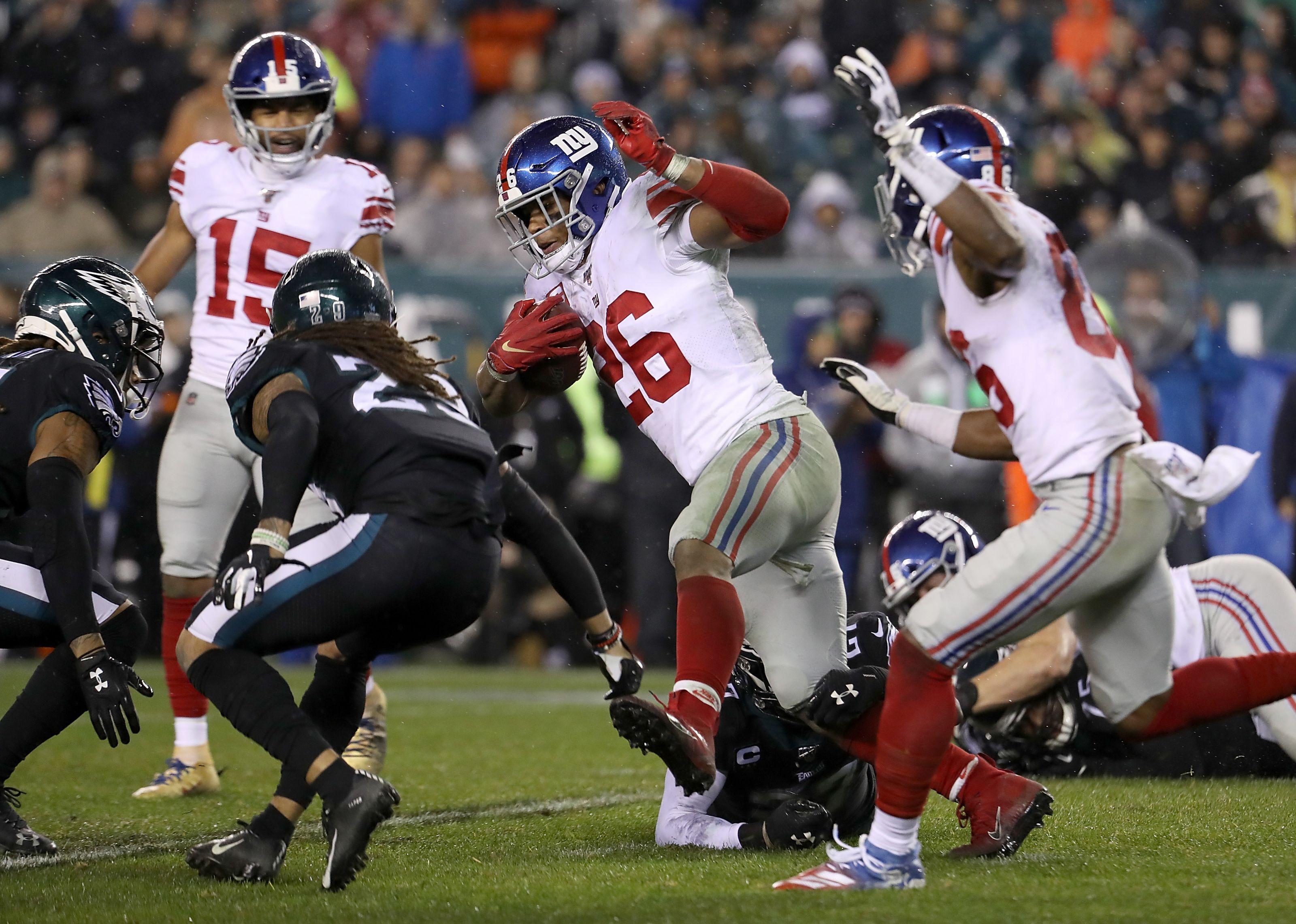 Philadelphia Eagles 5 concerns for Week 17 battle with