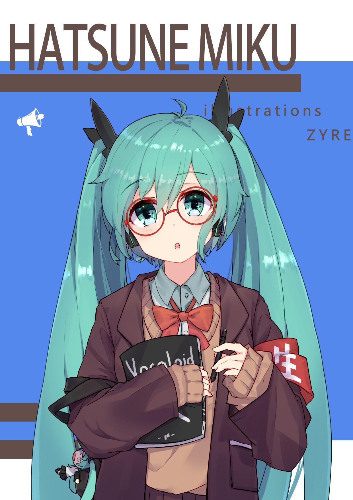 Miku ️💕 ️ imagens) Anime, Animação japonesa, Animação