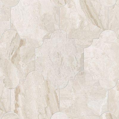 DIANA ROYAL POLISHED SAN FELIPE MARBLE SAN FELIPE 8X9 #Tile #WallCovering #Backsplash #Flooring #Design