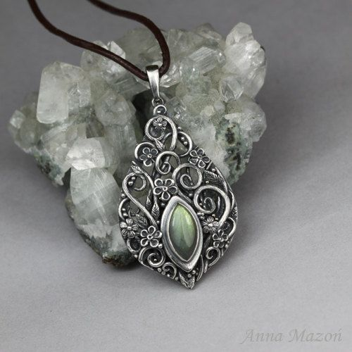 Hidden pearl TUTORIAL metal clay by drakonaria on Etsy