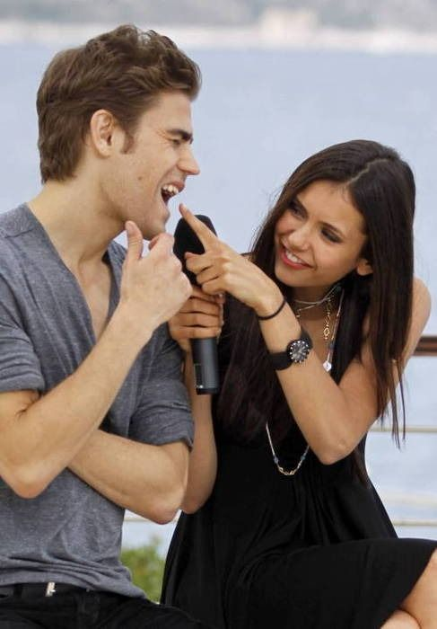 Stefan And Elena Real Life Dating