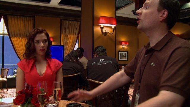 Scarlett Johansson Ironman 2 Scarlett Johansson Iron Man