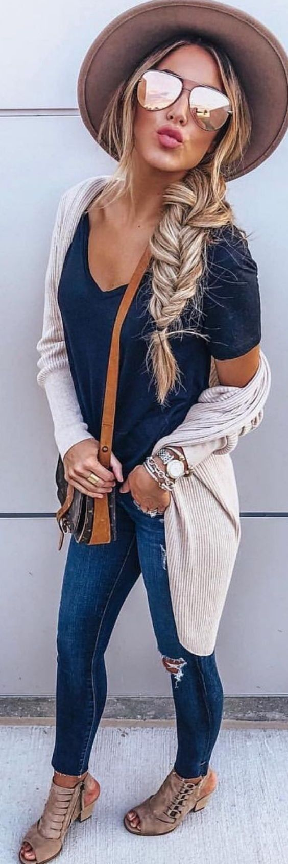 744d82f2de36 15 Cute and Casual Outfit Ideas — Casual Spring Outfits 2019  springoutfits   outfitideas