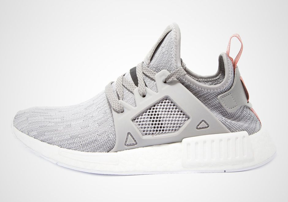 adidas NMD XR1 Women Grey Pink BB3686 | SneakerNews.com
