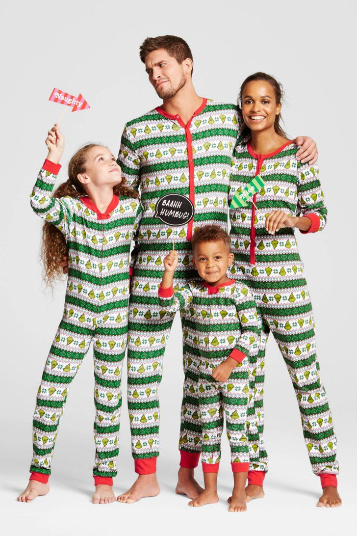 4c108b7805 51 Matching Family Christmas Pajamas That Will Make This the Coziest (and  Cutest!) Holiday Yet