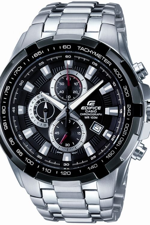 35c65dbce6fe Mens Casio Edifice Chronograph Watch EF-539D-1AVEF
