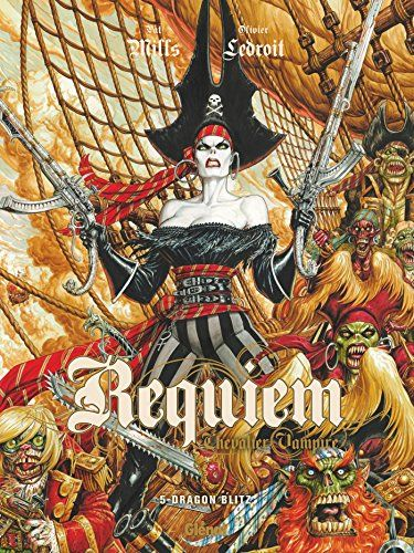 Requiem 05. Dragon Blitz - Pat Mills