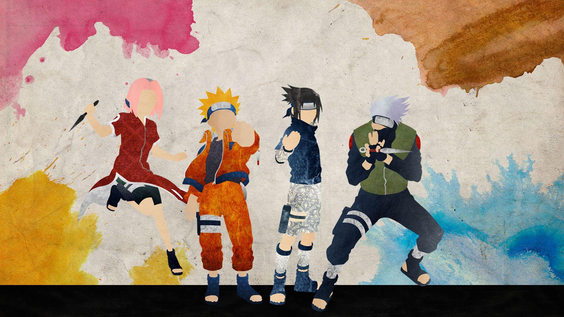 Team 7 Naruto By Doubleu42 On Deviantart Anime Naruto Team 7 Naruto