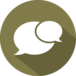 Chat Icon 100 Flat Vol 2 Iconset Graphicloads