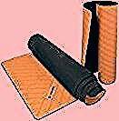 Navaris Non Slip Cork Yoga Mat - Natural Eco Friendly Fitness Mat with Sh... New #Fitness #corkyogam...