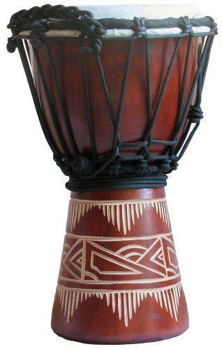 Learn djembe rhythms for kids