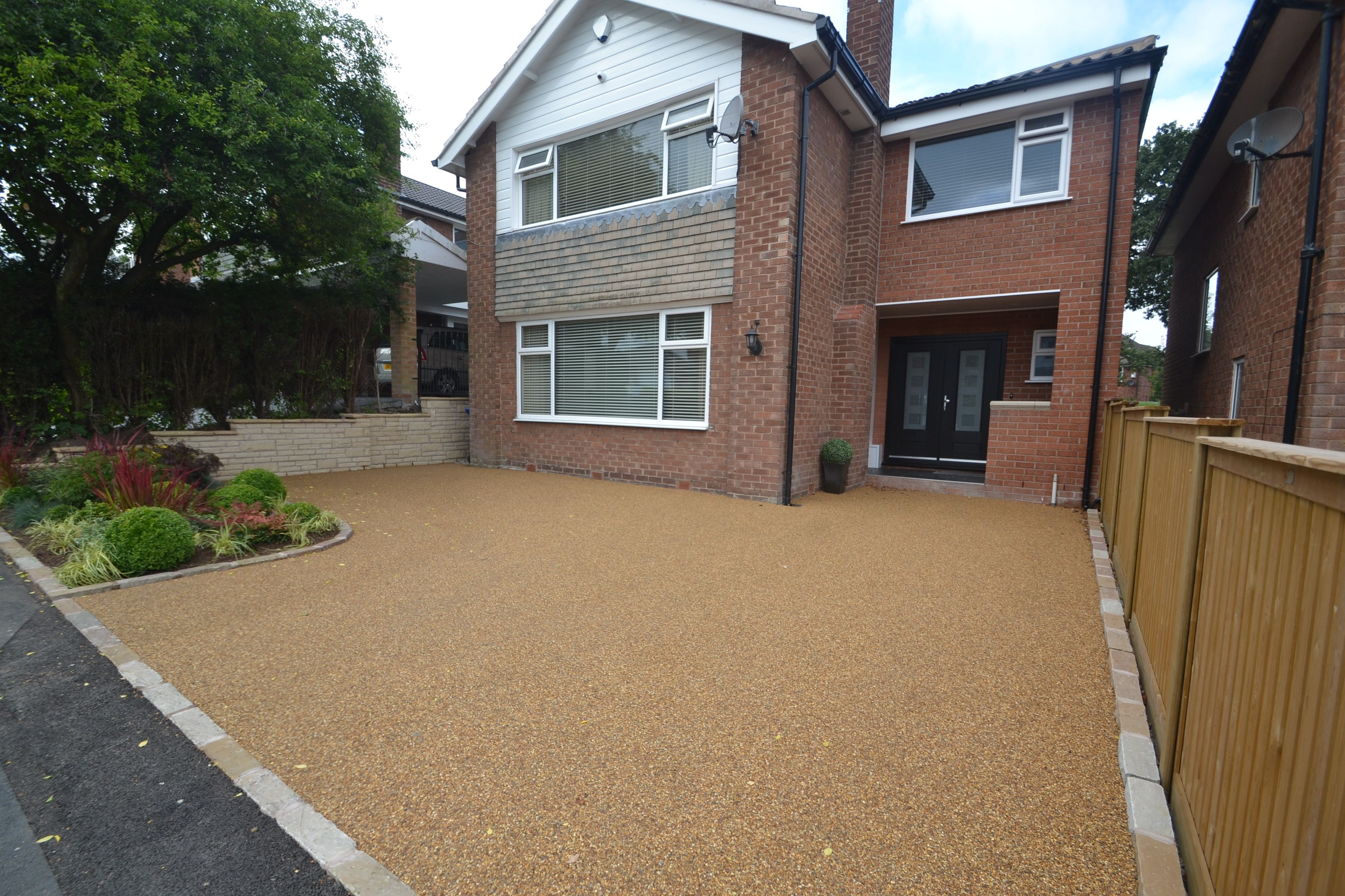 driveways cheshire and garden design cheshire based in bramhall serving cheshire garden and driveway - Garden Design Cheshire