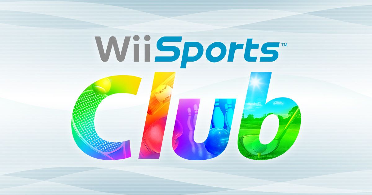 What's this? Wii Sports Club for Wii U now available as a
