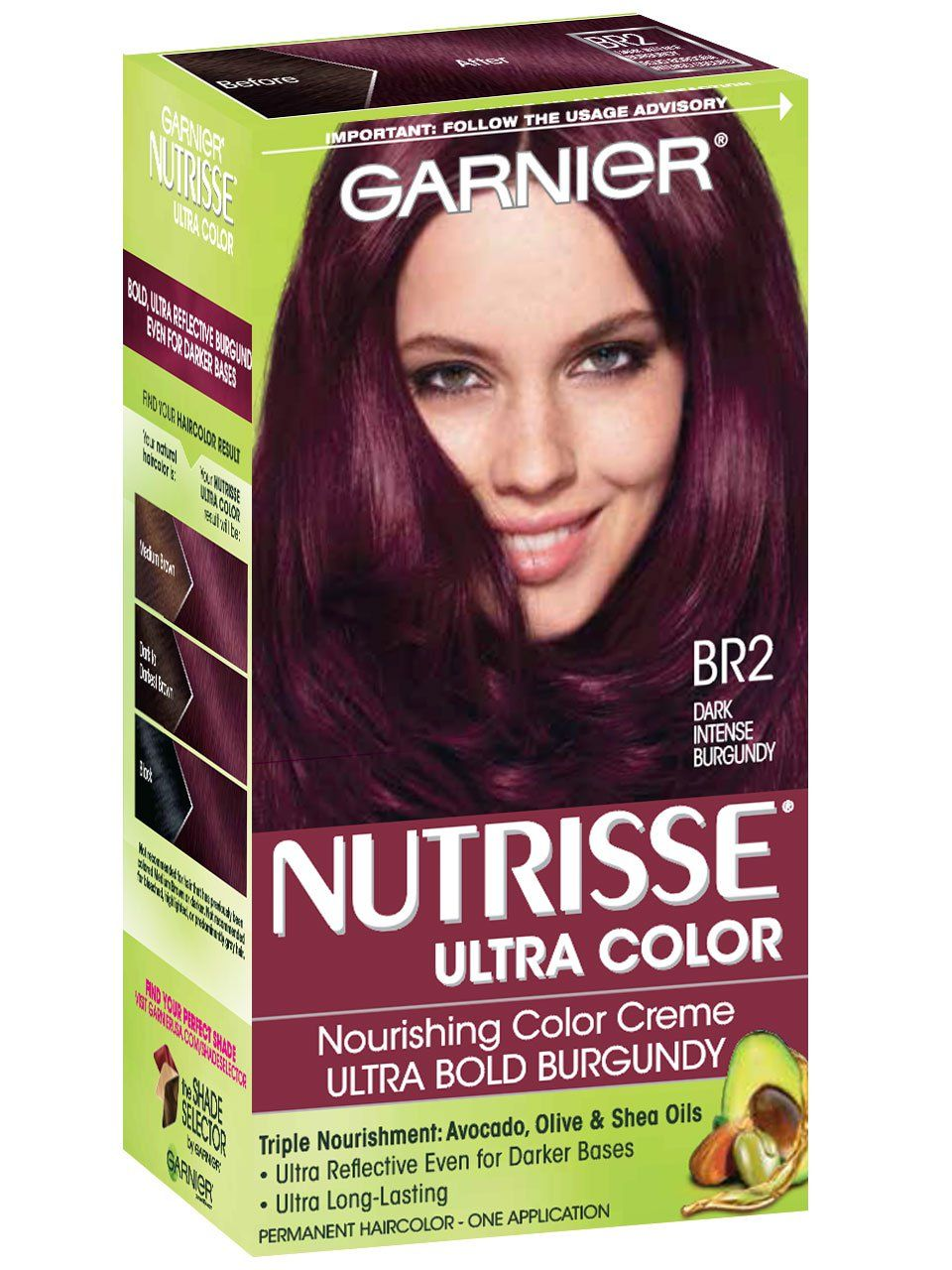 A Conditioning Permanent Hair Color For Dark Hair Without Bleach
