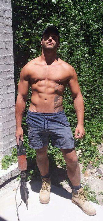 Hey Jorge Palma, I Like The New Shirtless Pic Of You -4431