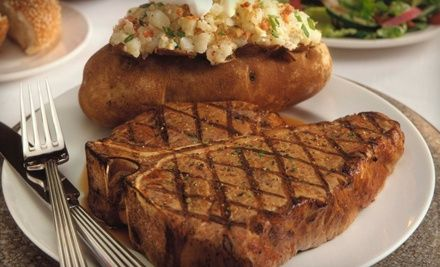 Steak And Seafood For Two Or Four At Janko S Little Zagreb Half Off Food Challenge Steak And Seafood Food