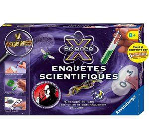 Science X - Enquètes scientifiques