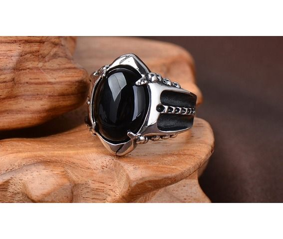 Punk Rock Men Gothic Jewelry Ring 1899 Jewelry Pinterest