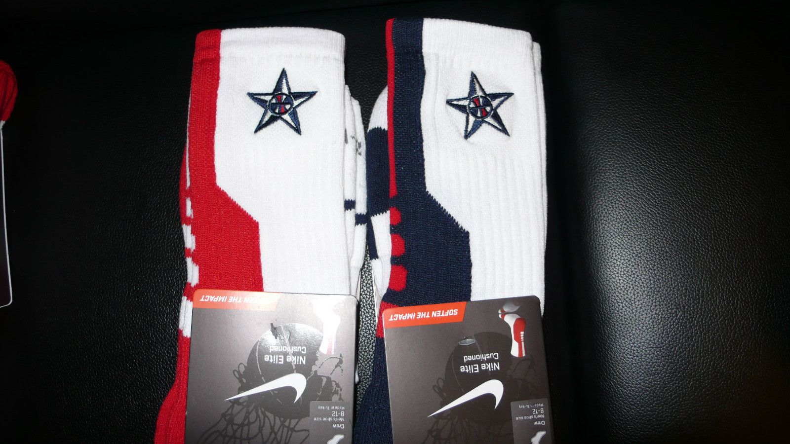 6da9a6498ad0 Team USA basketball elite team socks