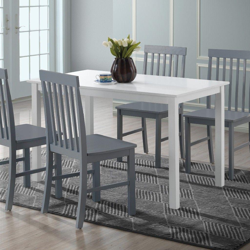 25++ Walker edison dining table set Inspiration