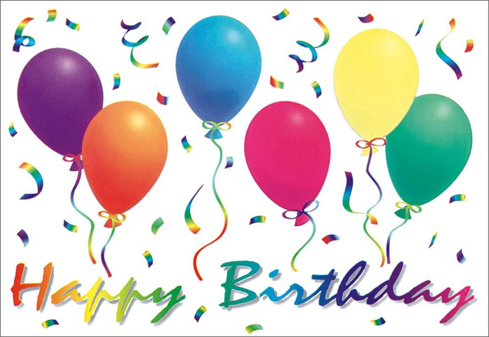 birthday balloons for facebook | Starter: A great way to start ...