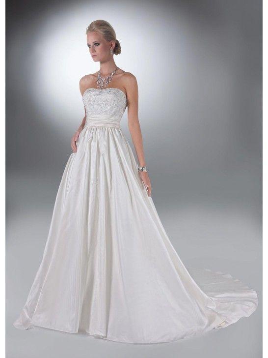 Wedding dresses in Taft