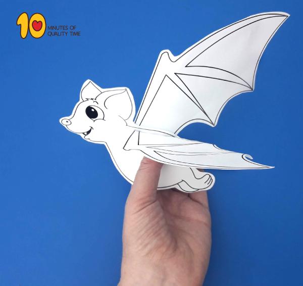 46++ Halloween bat craft template ideas in 2021