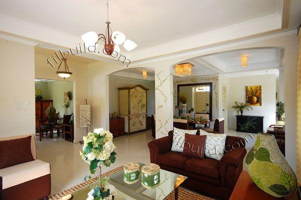 Filipino Contractor Architect Bungalow L Hottest House Interior Design Ideas Philipp Small House Interior Design Interior Design Philippines Small House Design