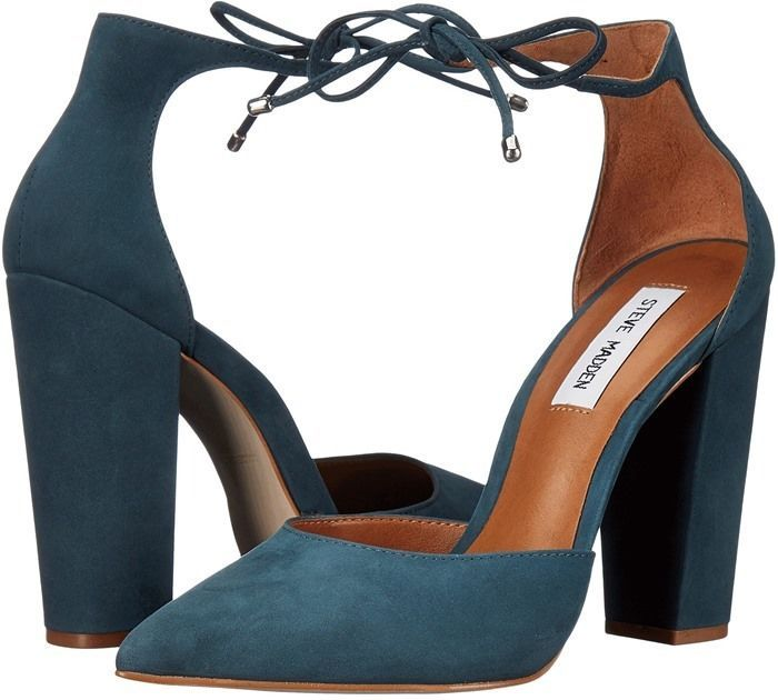 15e7e6aaf9e Women Steve Madden Pampered Pointed Toe High Heel Lace Up Shoes Size UK 6  BNIB  SteveMadden  Laceup  Casual