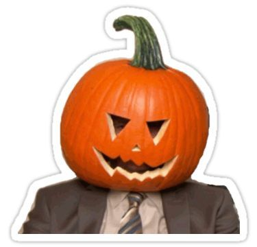 Halloween Stickers Aesthetic.Halloween Dwight Sticker Products In 2019 The Office