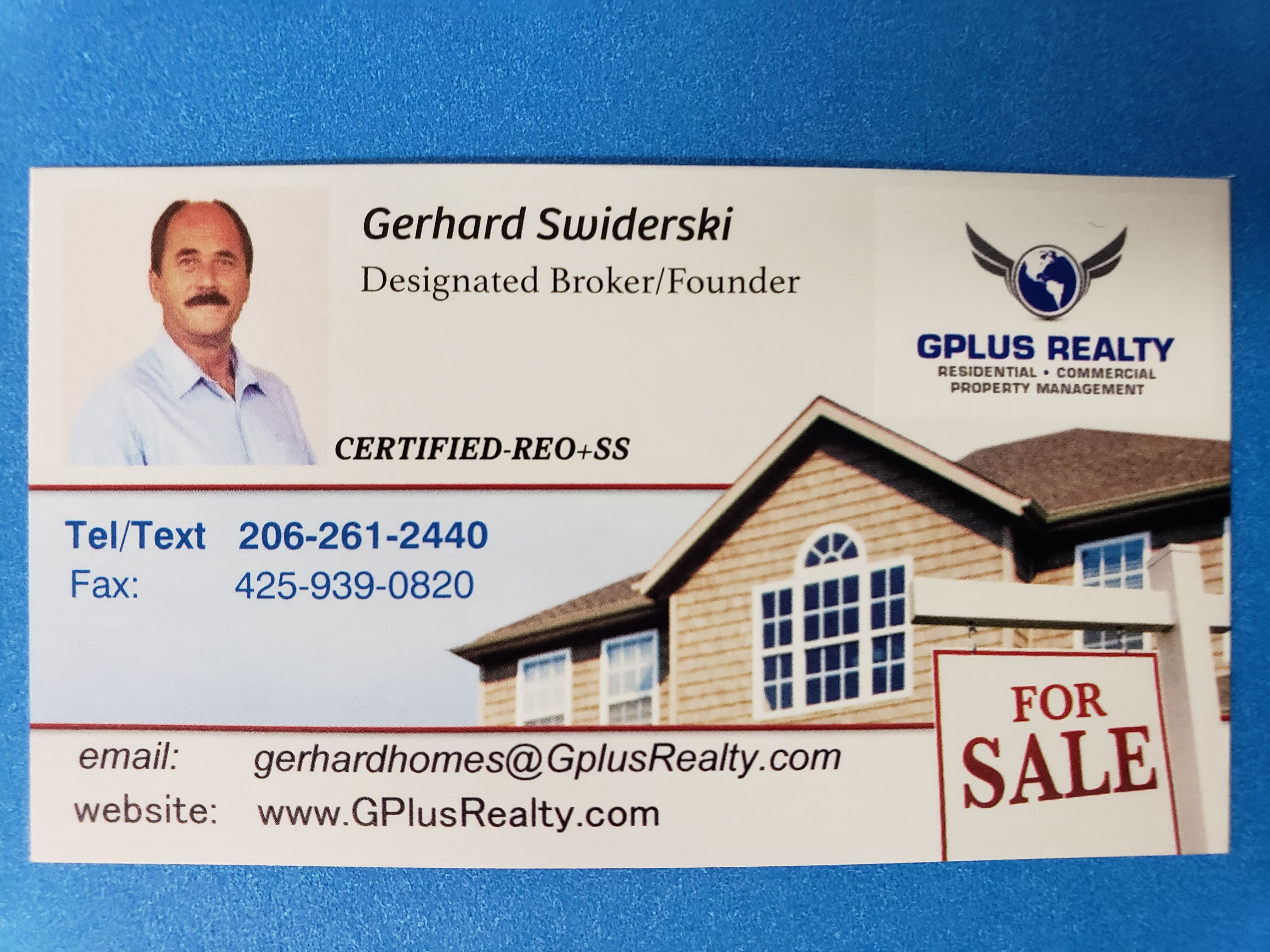 Call This Number For All Your Wa State Real Estate Needs
