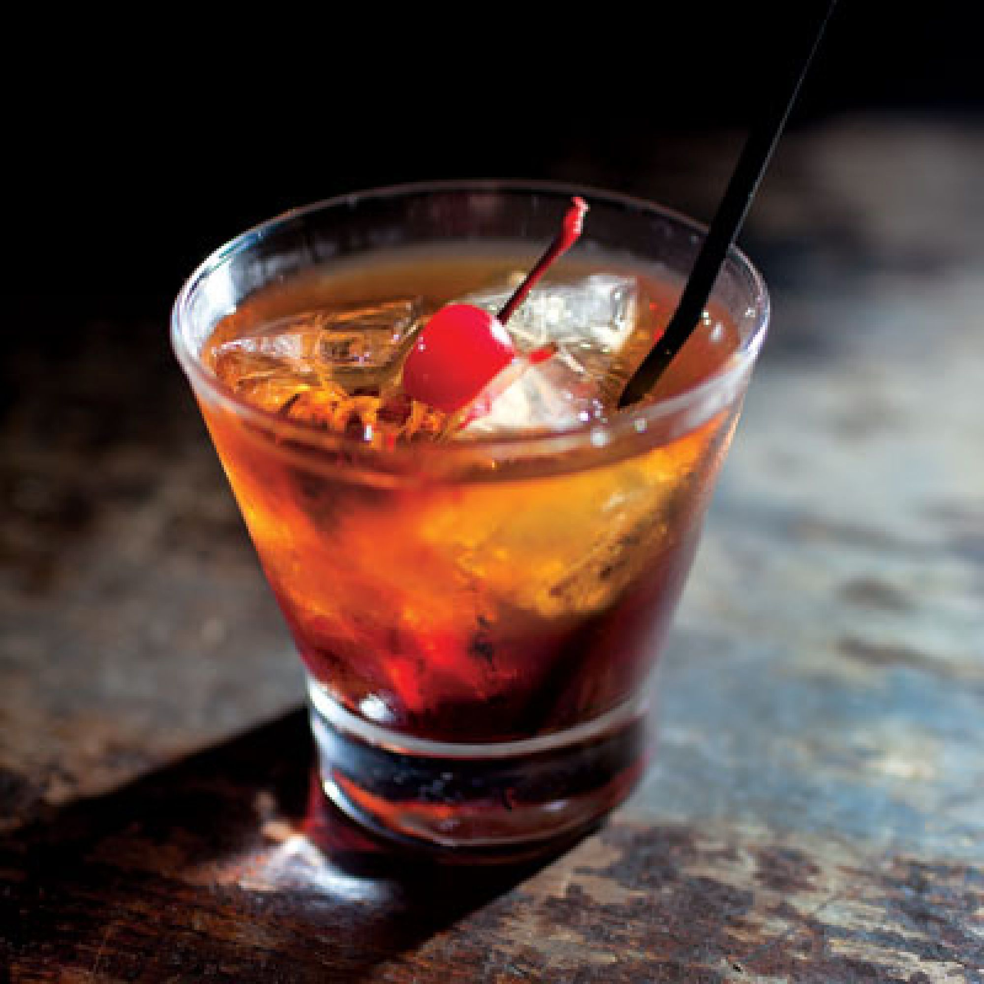 how to order a manhattan cocktail